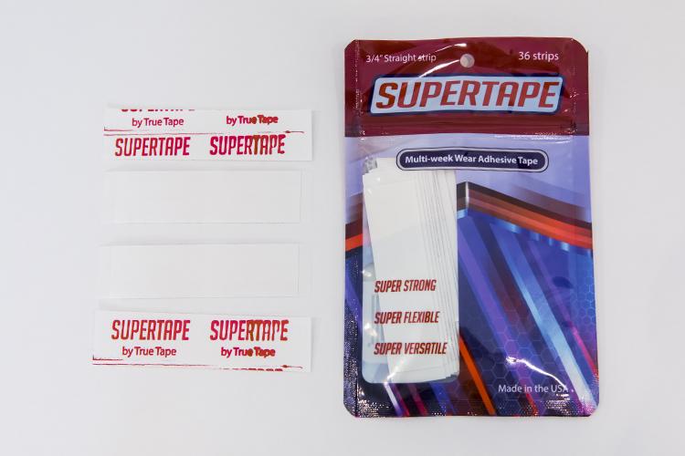 Supertape Tiras Rectas - Cintas Adhesivas