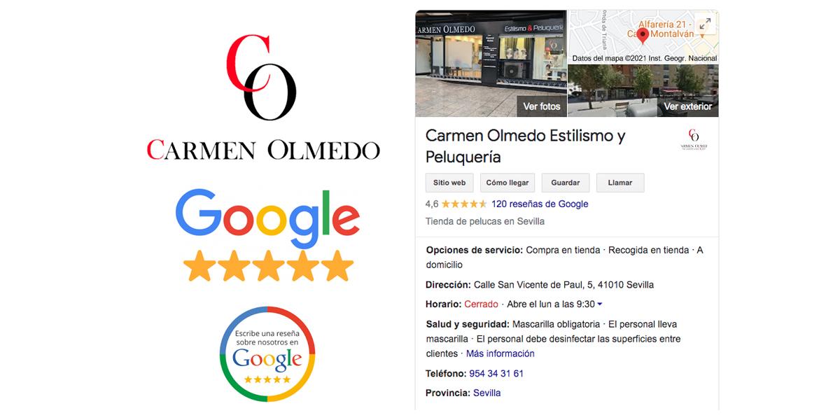 Valor de una reseña de Google
