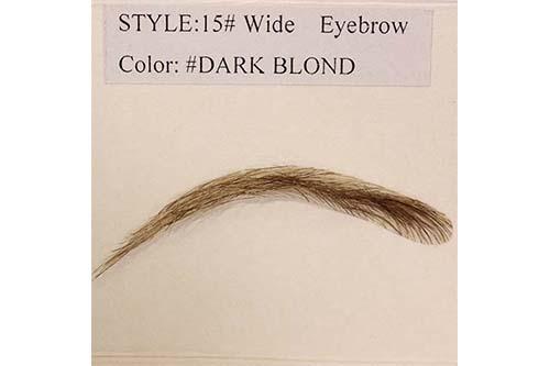 Style 15 Dark Blond