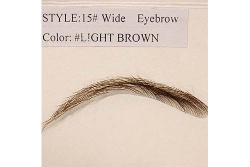 Style 15 Light Brown
