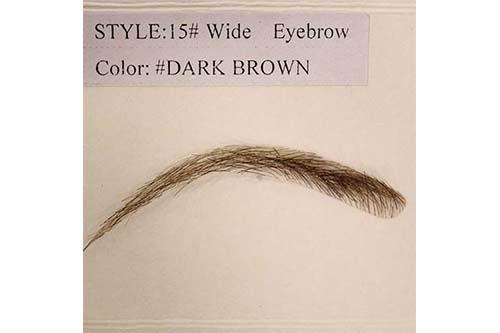 Style 15 Dark Brown