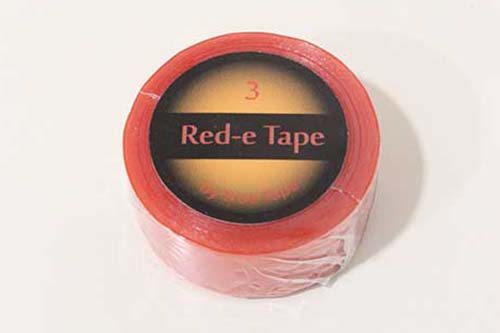 Rollo 3 Yardas Supertape Rojo