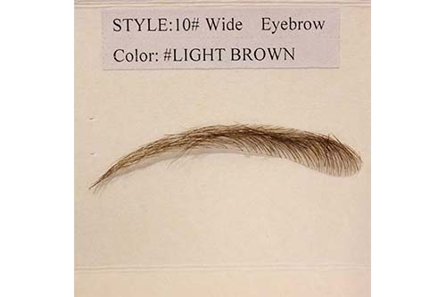 Style 10 Light Brown