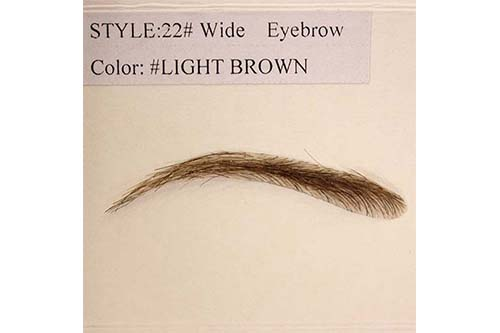 Style 22 Light Brown