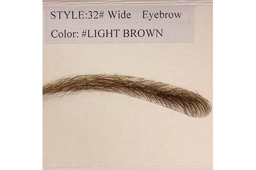 Style 32 Light Brown